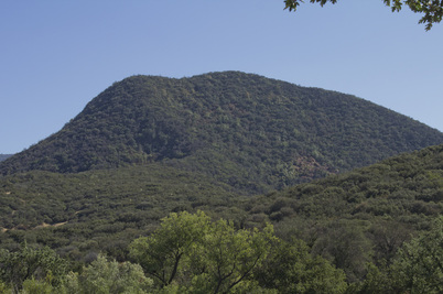 Sugar Loaf Peak, Paramount Ranch